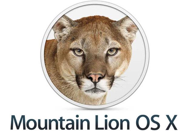 Thị phần Mountain Lion vượt 10% chỉ trong 1 tháng