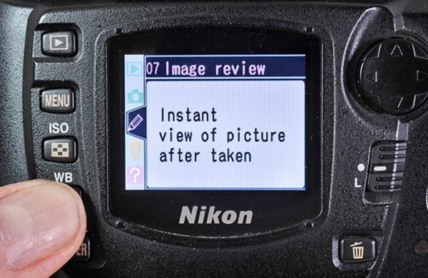 Để sử dụng Canon EOS 50D và Nikon D70 tốt hơn 16