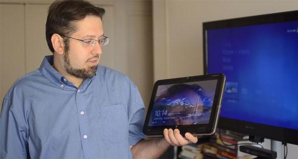 Video dùng thử Windows 8 RTM