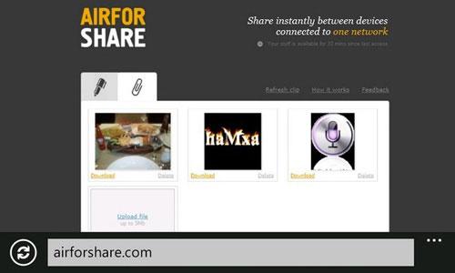 Hình ảnh 5 ứng dụng chia sẻ file miễn phí cho iPhone, iPad số 5