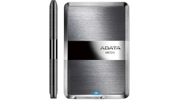 Adata tung ra ổ cứng gắn ngoài mỏng nhất thế giới