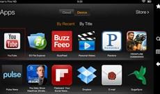 Hướng dẫn cài đặt YouTube trên Kindle Fire HD