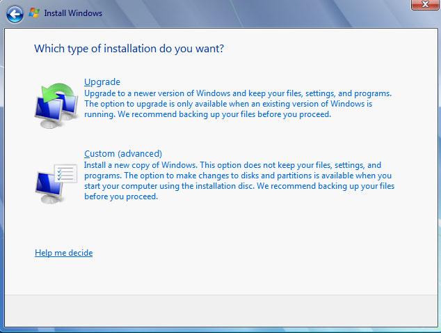 Nên cài đặt mới hay nâng cấp hệ điều hành?