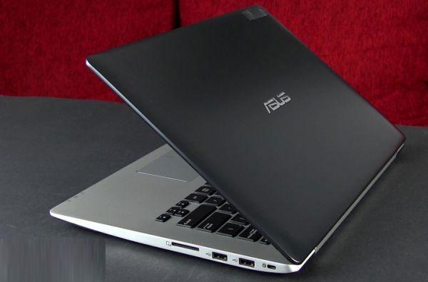 Asus giới thiệu ultrabook cảm ứng giá từ 700 USD