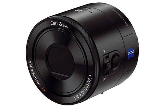 Sony để lộ ống kính thông minh dùng cho smartphone