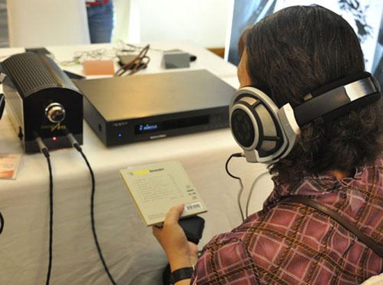 Triển lãm thiết bị nghe nhìn khai mạc tại TP HCM