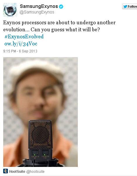 Samsung chuẩn bị nâng cấp mạnh dòng chip Exynos