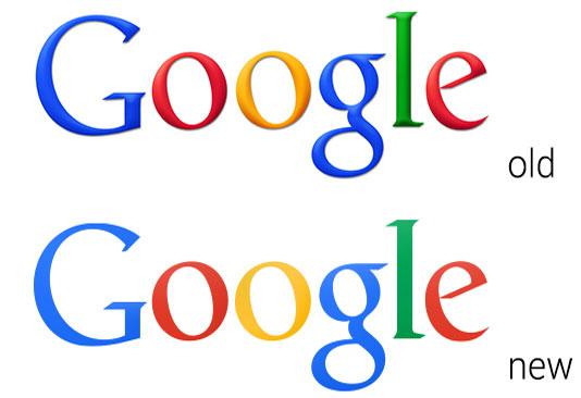 Google để lộ logo mới có thiết kế phẳng