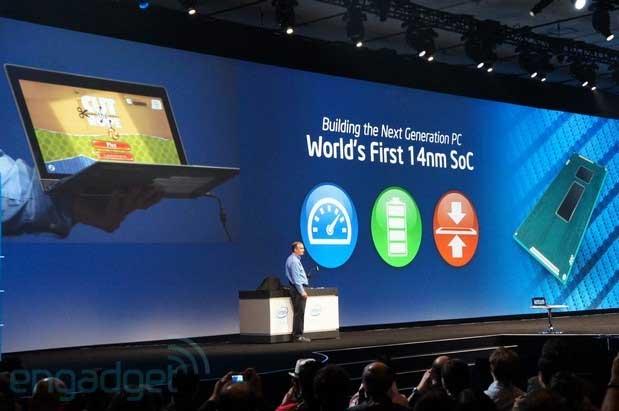 Chip 14 nm và tablet giá 100 USD ra mắt trong năm nay