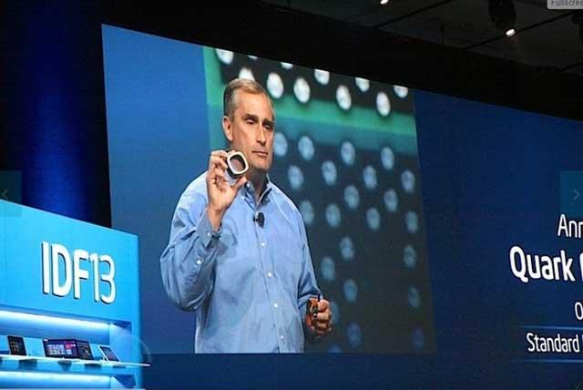 Intel công bố SoC Quark siêu nhỏ dùng cho thiết bị đeo người