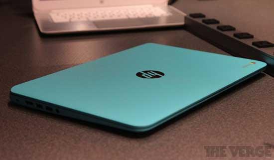 HP Chromebook 14 nhiều màu sắc, giá từ 299 USD