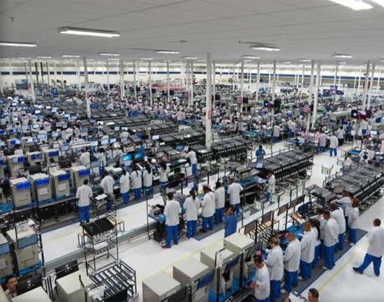 Bên trong nhà máy sản xuất Moto X tại Mỹ