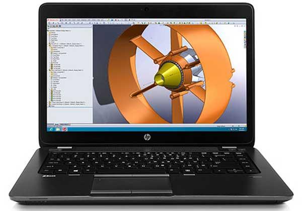 HP giới thiệu loạt máy trạm siêu mỏng dòng Zbook