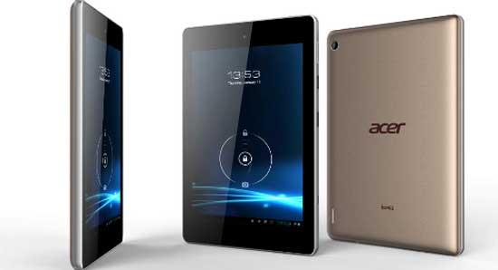 Iconia A1-811 phiên bản 3G với sắc màu thời trang