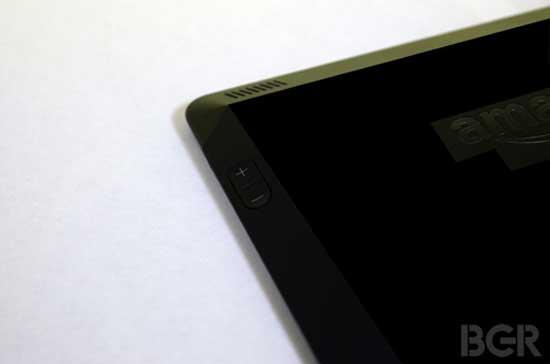 Kindle Fire HD màn hình nét hơn iPad Retina lộ diện