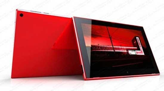 Máy tính bảng Windows RT của Nokia lộ diện