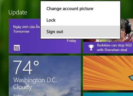 Một số thủ thuật tùy biến All Apps trong Windows 8