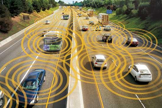 60% xe hơi sẽ kết nối Internet vào năm 2025