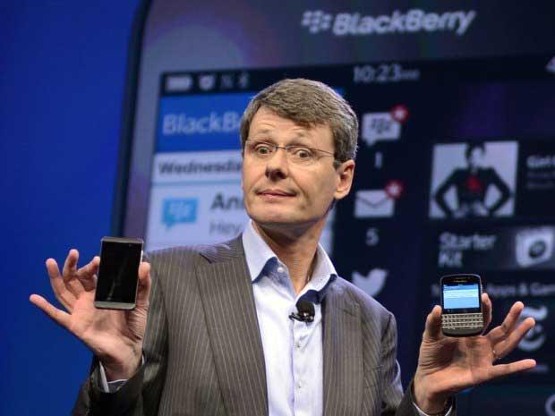 BlackBerry xem xét chia nhỏ công ty để… dễ bán hơn