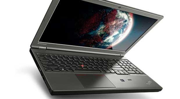 Lenovo ra mắt ThinkPad W540 màn hình 15,5 inch