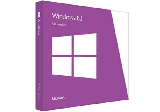 Windows 8.1 bắt đầu bán với giá 120 USD