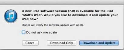 Hướng dẫn cài đặt iOS 7 cho người dùng iPhone, iPad đời cũ