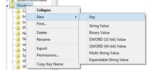 Tắt tính năng tự động khởi động lại trên Windows 7/8/8.1