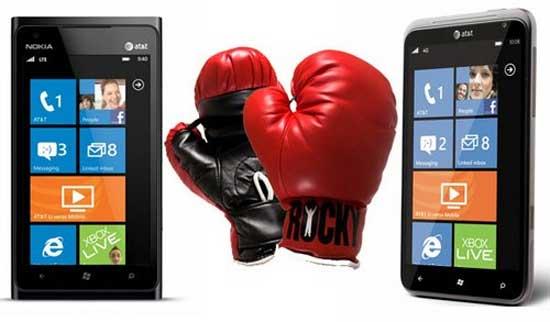 HTC vi phạm 2 bằng sáng chế của Nokia