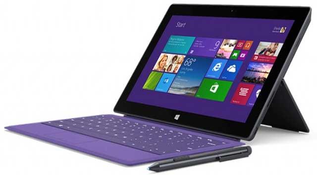 Sẽ có Surface hỗ trợ LTE vào đầu năm 2014
