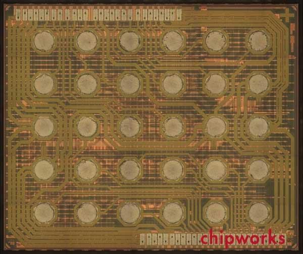 Mổ xẻ chip A7 và M7 của iPhone 5S