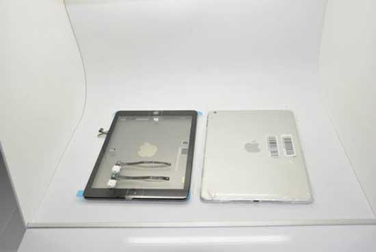 Xuất hiện hình ảnh iPad 5 màu xám mới