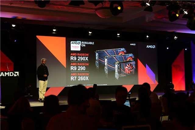 Dòng card đồ họa AMD Radeon R9 và R7 mở ra kỷ nguyên game mới