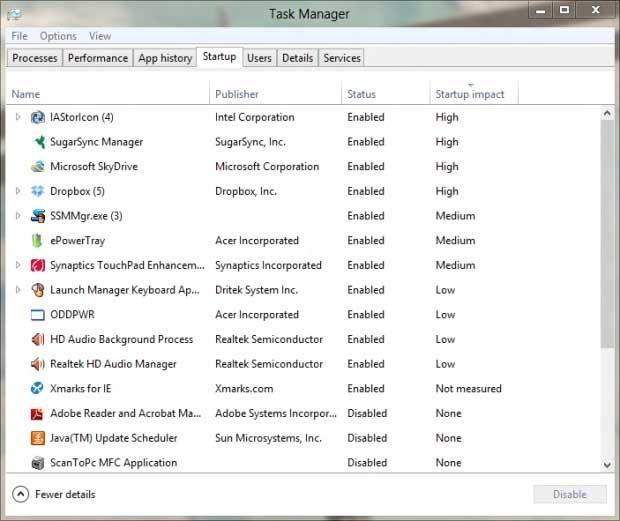 """Phòng tránh """"lỗi màn hình xanh"""" trên Windows 8"""