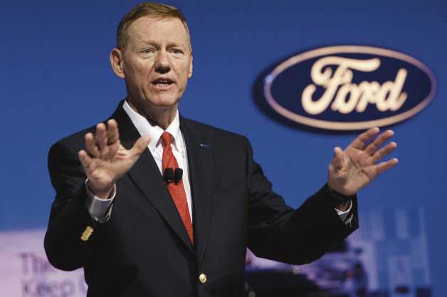 CEO tương lai của Microsoft là lãnh đạo hãng Ford?