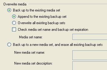 Backup và khôi phục SQL 2008 – Phần 1