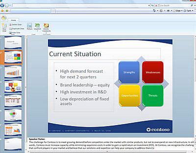 Microsoft Office dành cho Internet và điện thoại thông minh