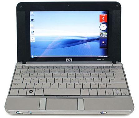 HP 2133 Mini-Note PC giảm còn 299 USD - Quantrimang.com