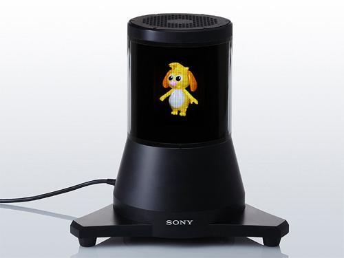 Sony ra mắt màn hình 3D công nghệ mới