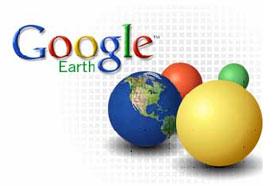 1/7 dân số thế giới dùng Google Earth