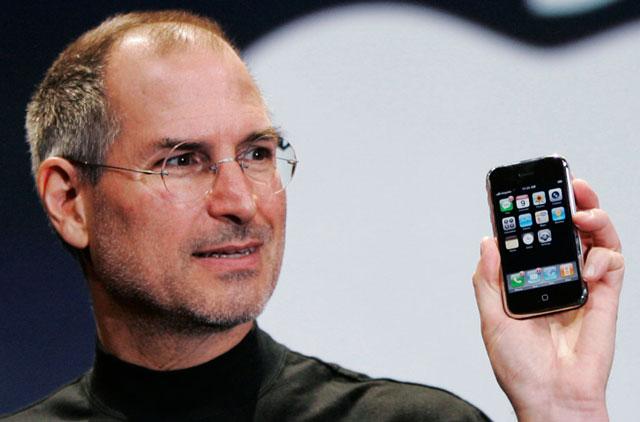 Những bài thuyết trình giới thiệu sản phẩm đáng nhớ của Steve Jobs