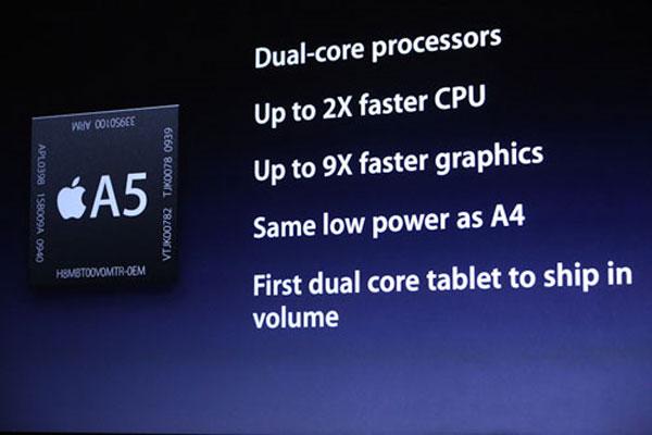 Apple đã cần tới 1.000 kỹ sư để tạo ra chip A5