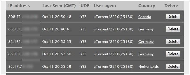 """Hướng dẫn mã hóa và """"giấu"""" dữ liệu traffic BitTorrent"""