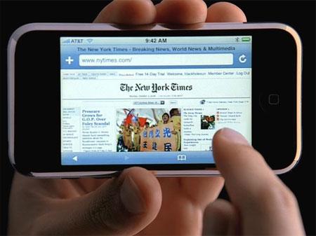 Việt Nam đứng thứ 4 về quảng cáo Mobile Internet