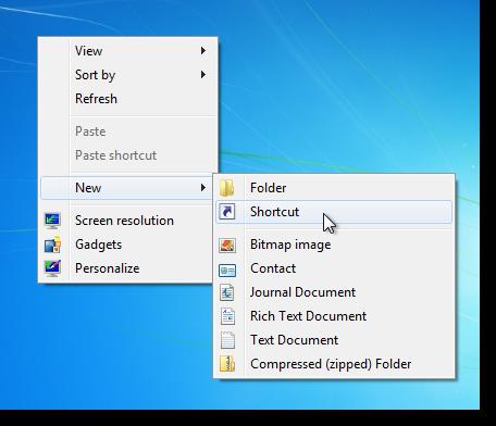 Gán thêm chức năng Shutdown, Restart, Sleep vào màn hình Metro trong Windows 8
