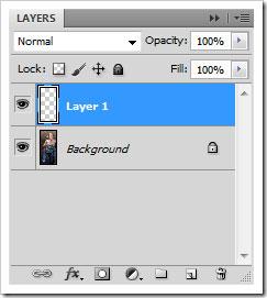 Tạo bóng ma trong Photoshop hoặc GIMP