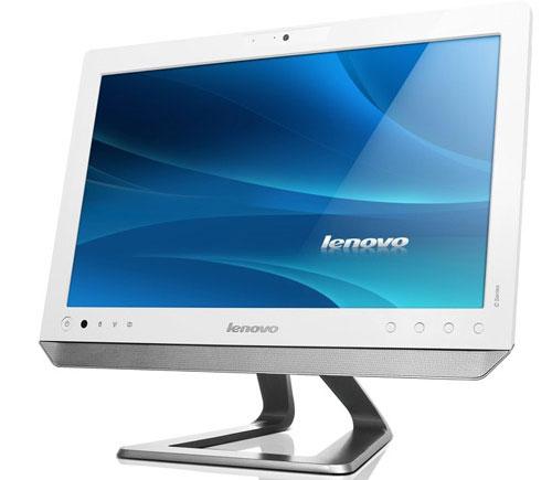 Máy tính all-in-one màn hình cảm ứng giá rẻ của Lenovo