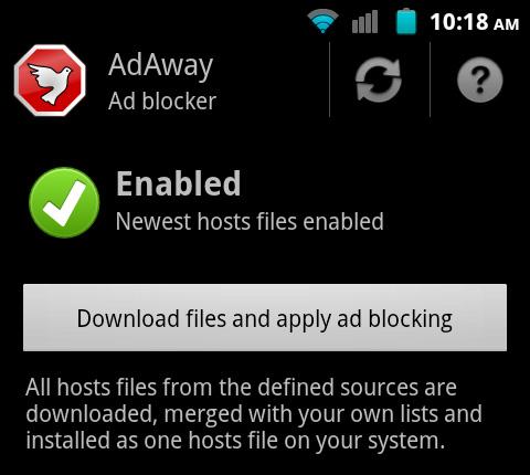 Chặn quảng cáo trong trình duyệt và ứng dụng Android