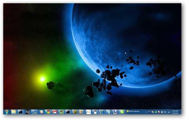 20 thủ thuật hay nhất cho menu Start và Taskbar trong Windows 7