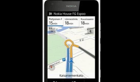 Nokia và Oracle hợp tác phát triển dịch vụ bản đồ