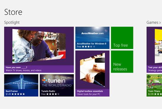 """Windows 8 """"chạy đà"""" kém 5 lần so với Windows 7"""